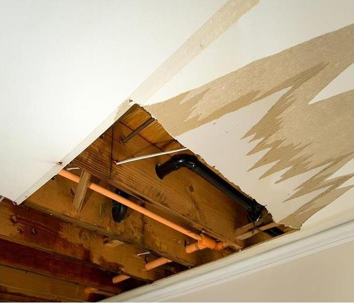 Water Damage Let SERVPRO Handle Your Lemay Water Damage Restoration Process