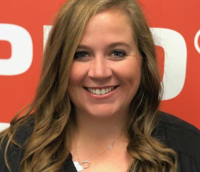 Why SERVPRO Welcome to the Team, Kelly!