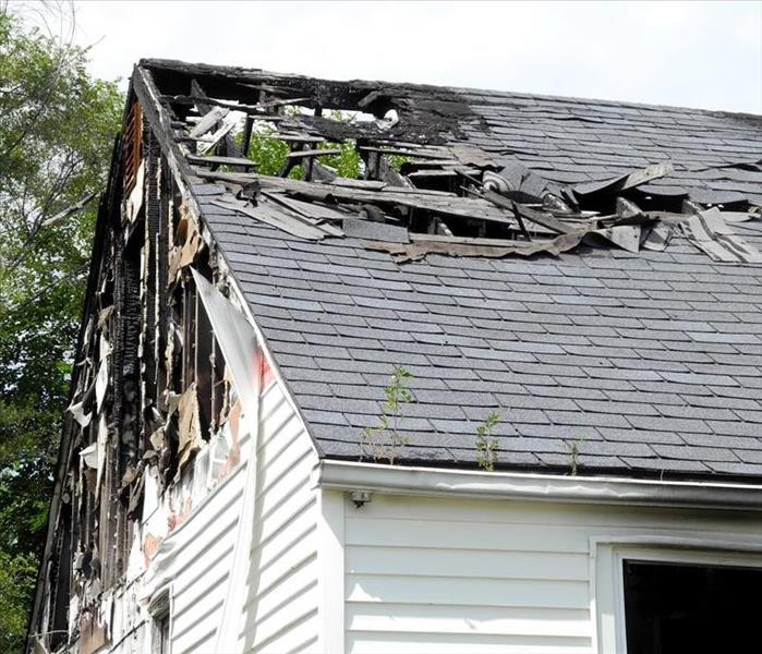 Fire Damage A Fire Damage Service Saves Time in Your Clayton Home